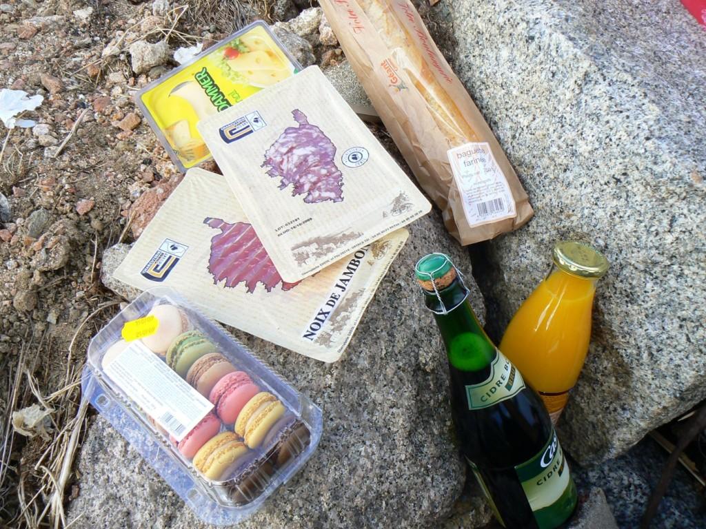 Korsikietiškas piknikas