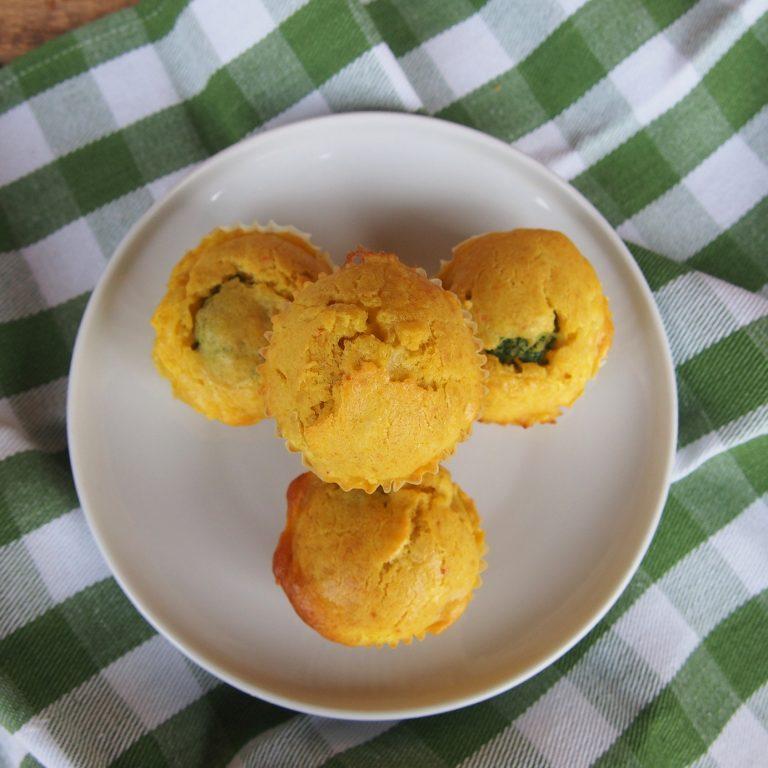 keksiukai su brokoliais