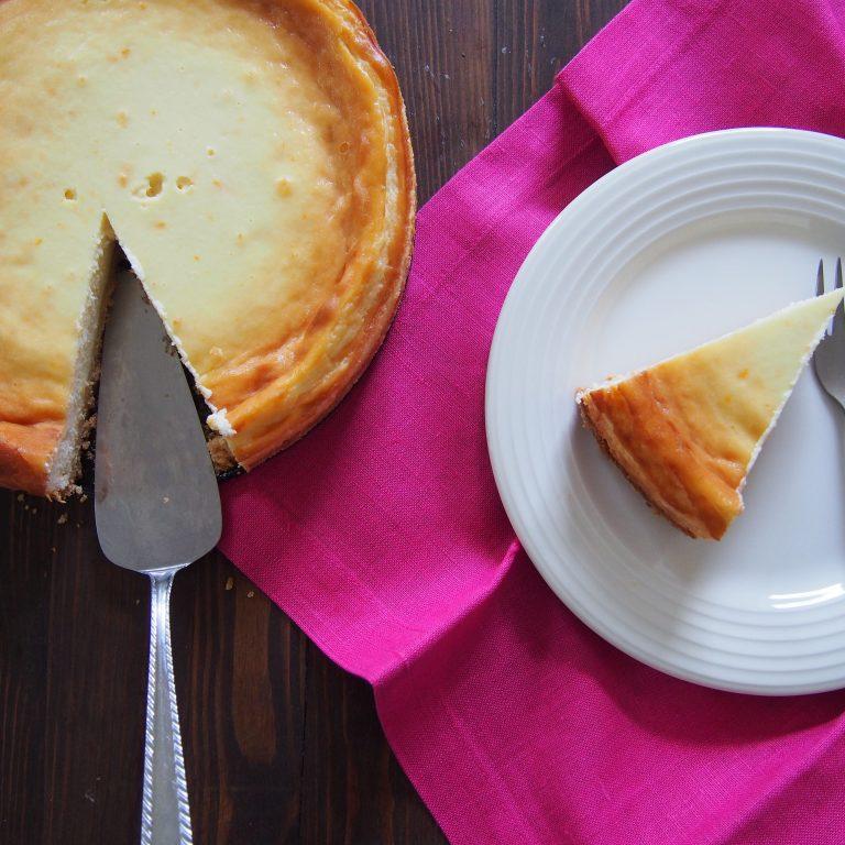 kreminis rikotos ir maskarponės pyragas