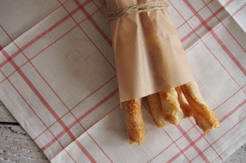 lazdelės su sūriu
