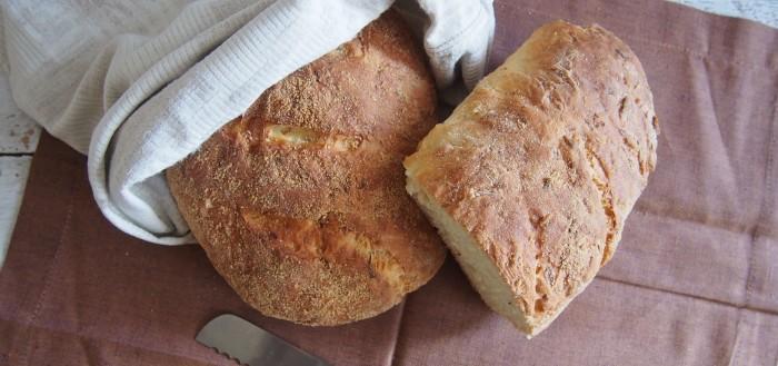 Duona su cukinija