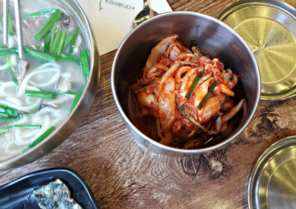 Kimči – kaskart vis kitoks