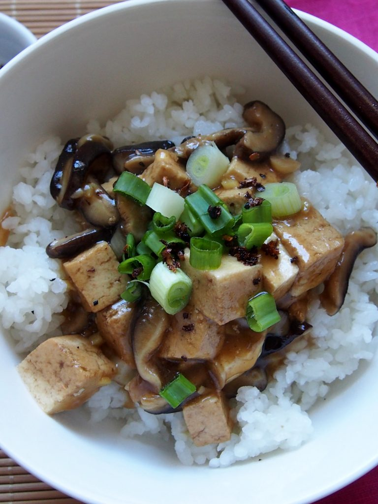 tofu troskinys