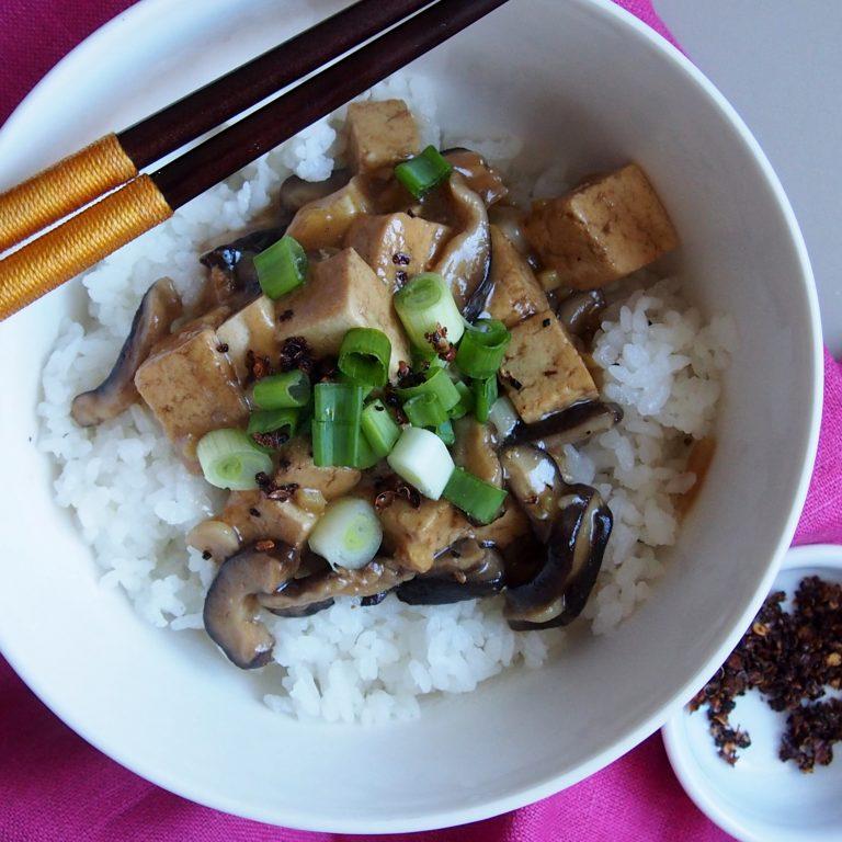 tofu troškinys