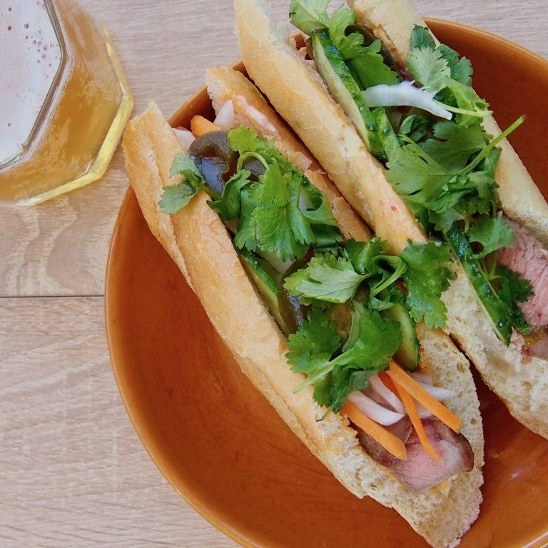 vietnamietiškas sumuštinis