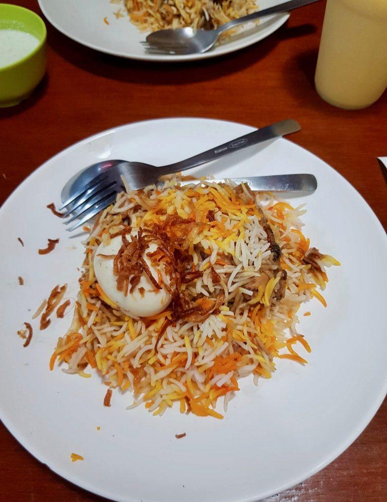 Singapuro maistas